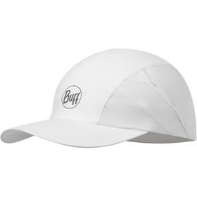 Buff Pro Run Cap reflective-solid white